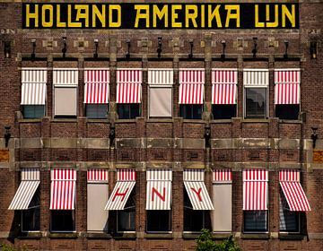 Holland America Lines von Ton van Buuren