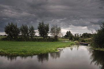Dreigende wolkendeken von Jos Reimering