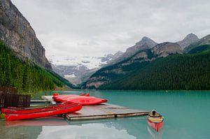 Kano 's in een meer van
