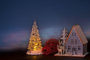 Kerstmisconcept : Kerstgroeten van Michael Nägele