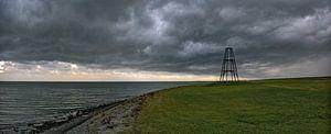 Onweersbui IJzeren Kaap Texel