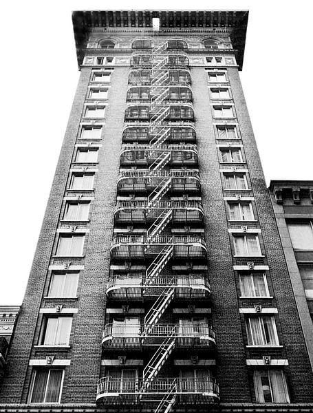 Chancellor Building in  San Francisco - USA van Ricardo Bouman