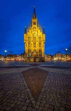 Rathaus Gouda von Mario Visser