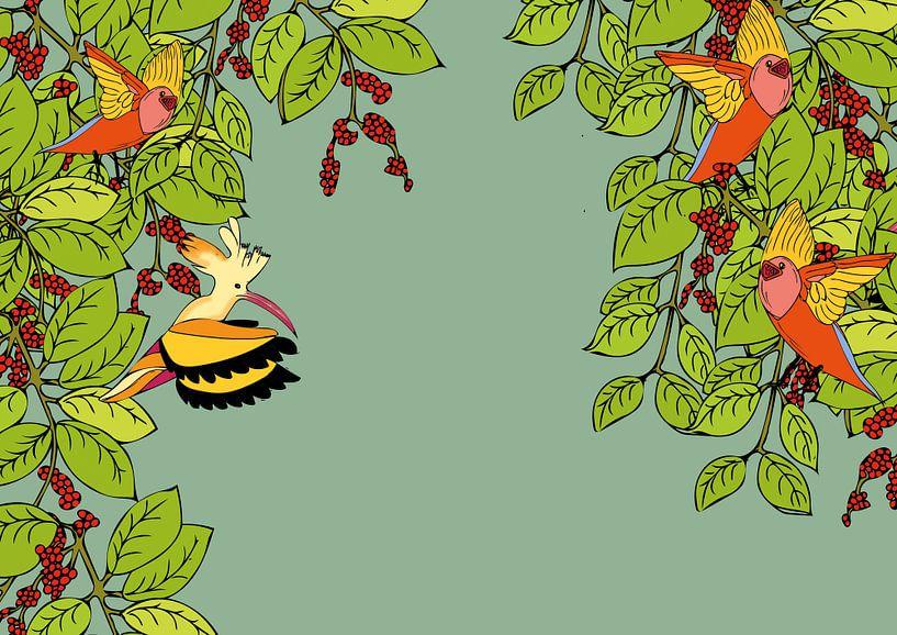 Vogelpartei von -  BIMBO  -