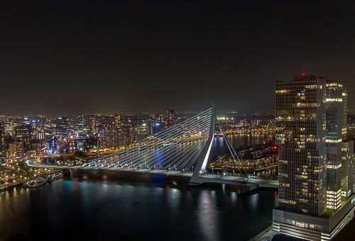 Rotterdam - Skyline - Erasmusbrug