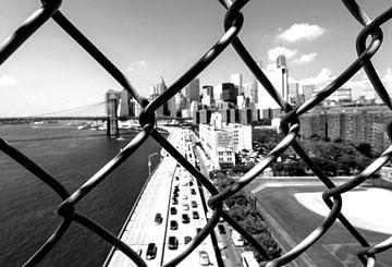 Manhattan-Brücke - New York City von Marcel Kerdijk