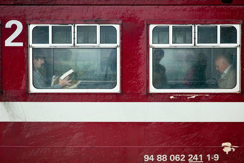 Reizen met de trein van Arie Storm