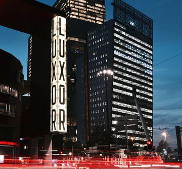 Rotterdam Kop van Zuid sur Mike Landman
