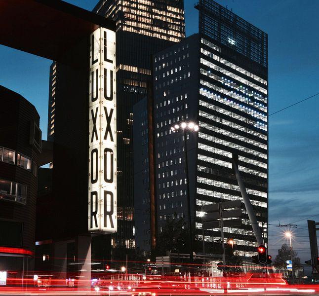 Rotterdam Kop van Zuid van Mike Landman