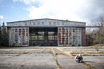 Verlassener Hangar von Hans Monasso