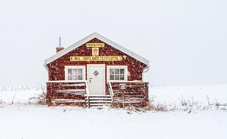 Winter in Swede von Hamperium Photography