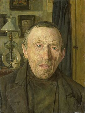 Mart van Regteren Altena, Boer uit Laren,1902 van Atelier Liesjes