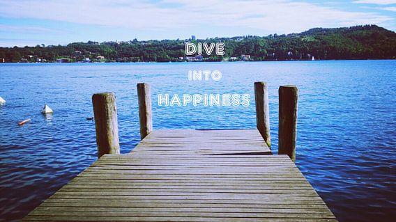 Dive into Happiness van Iris van Bokhorst