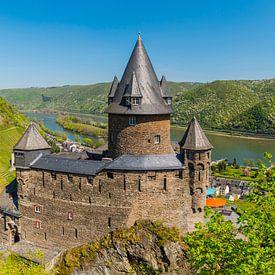 Burg Stahleck von Walter G. Allgöwer