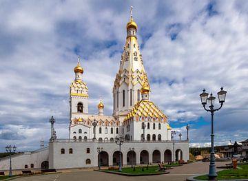Allerheiligenkirche in Minsk, Weißrussland von Adelheid Smitt