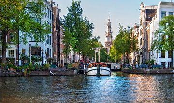 Amsterdam doorkijkje van