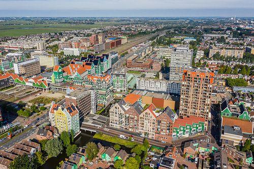 Luchtfoto: Inverdan Zaandam (Centrum)