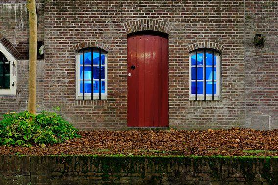 Een werfkelder aan de Nieuwegracht in Utrecht