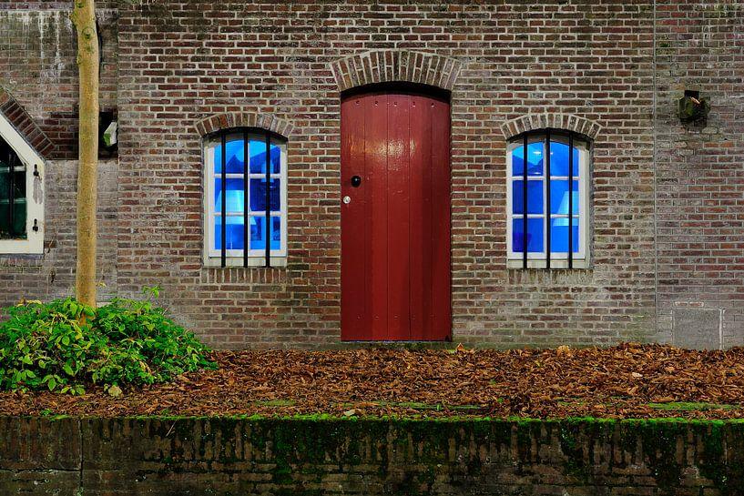 Een werfkelder aan de Nieuwegracht in Utrecht van Donker Utrecht