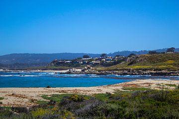 Pacific Coast Snelweg 1 van Florian Kampes