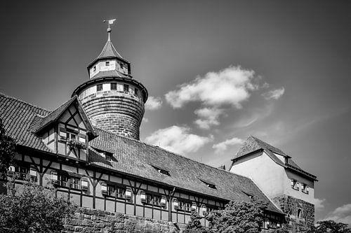 NUREMBERG Castle Sinwell Tower