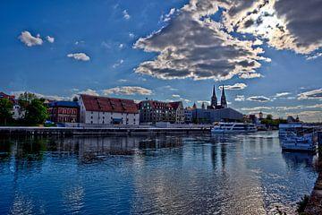 Blick auf Regensburg von Roith Fotografie