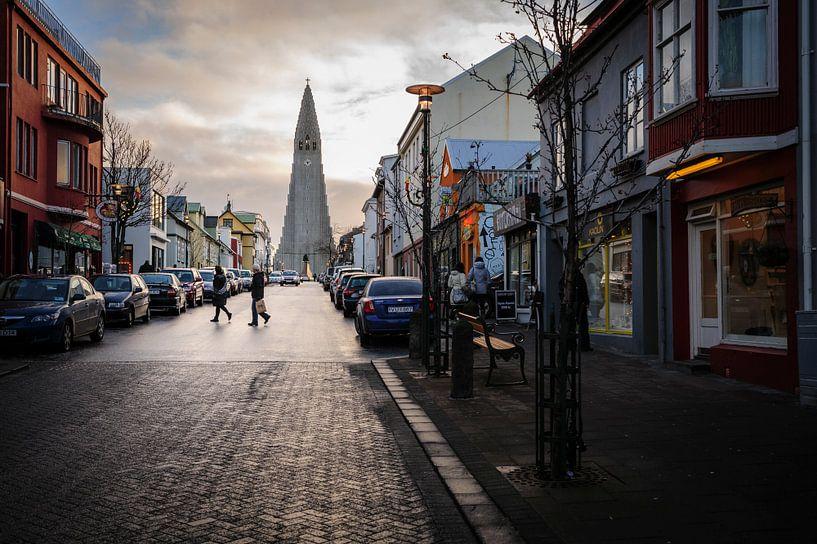 Reykjavik von Sjoerd Mouissie