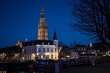 Onze Lieve Vrouwe Kerk in Breda van