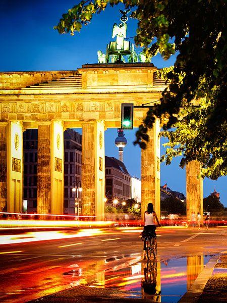 Berlin - Brandenburg Gate van Alexander Voss
