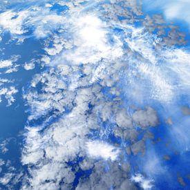 The Dutch Clouds - Mixed 1 von MoArt (Maurice Heuts)