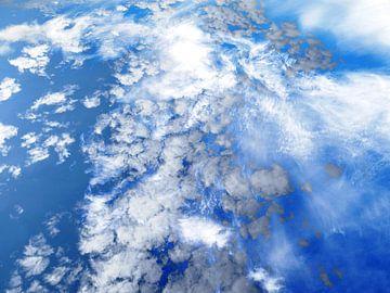 The Dutch Clouds - Mixed 1 van MoArt (Maurice Heuts)