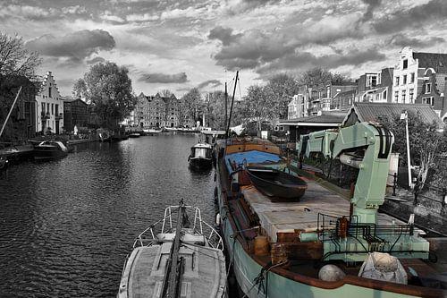 Amsterdam Bickersgracht sur