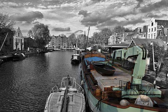 Amsterdam Bickersgracht van Rob van Praag