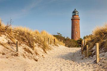Leuchtturm Darßer Ort an der Ostsee von Christian Müringer