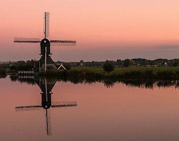Kinderdijk van Maarten Verhees