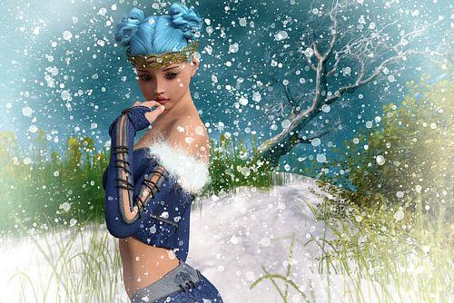Winter Fairy Dreamword van ellenilli .