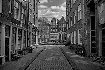 Eerste Looierdwarsstraat van Foto Amsterdam / Peter Bartelings