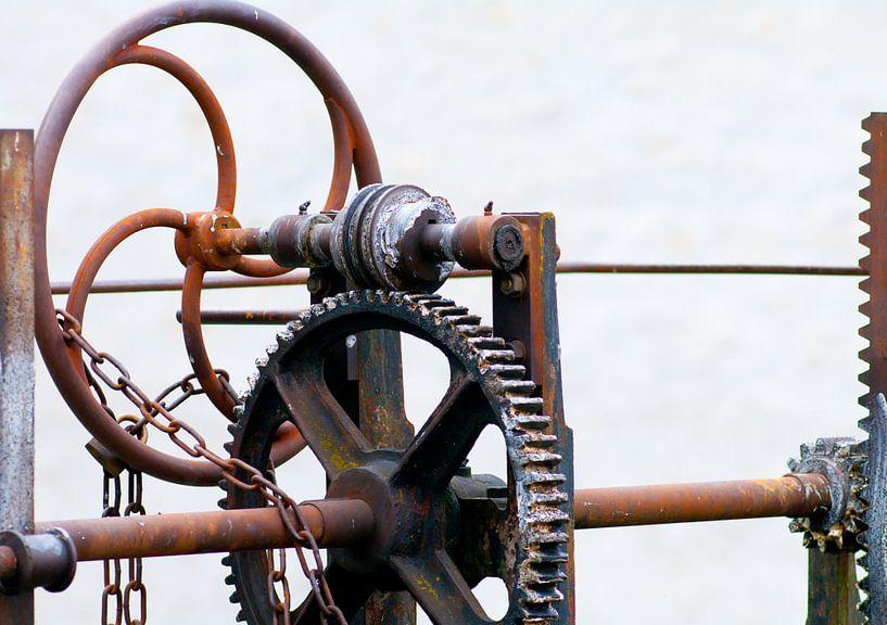 Mechaniek van Sybren Visser