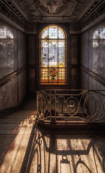 Licht und Schatten von Jeroen Linnenkamp