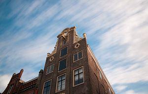 Long exposure van pakhuis in Dordrecht van