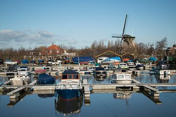 Jachthaven Schipluiden van Marcel Lodders