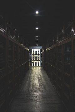 Blandy wine Madeira van Xander de Bruine