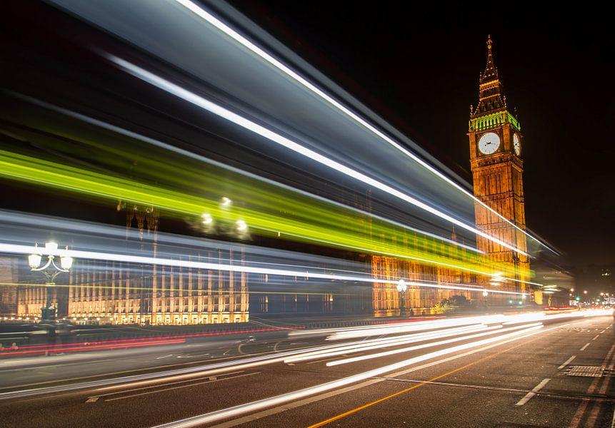 Westminster Bridge van Rene Ladenius