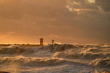 Scheveningen Storm van Scheveningensurf