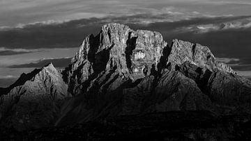 Erstes Licht in den Dolomiten von Vladimir Fotografie