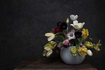 Tulpen van Anne Marie Hoogendijk