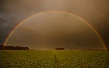 Regenbogen von dick van niejenhuis