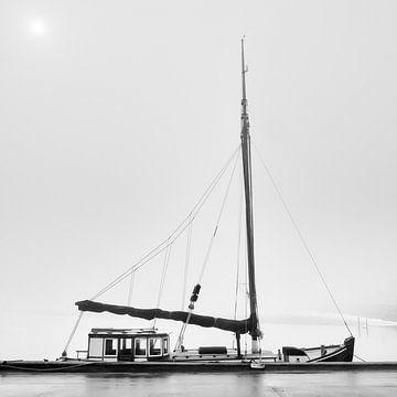 Tiefergelegtes Segelboot von Heiko Westphalen