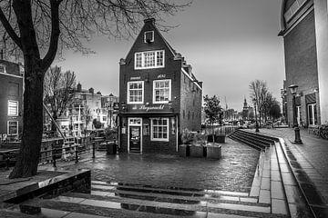 Die Schleusenwache - Amsterdam von Jens Korte