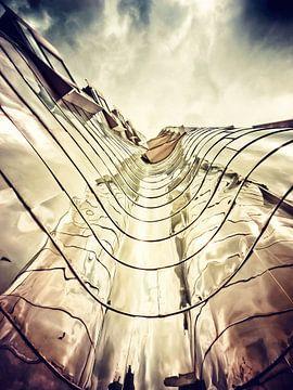 Gehry Düsseldorf von Frank Wächter